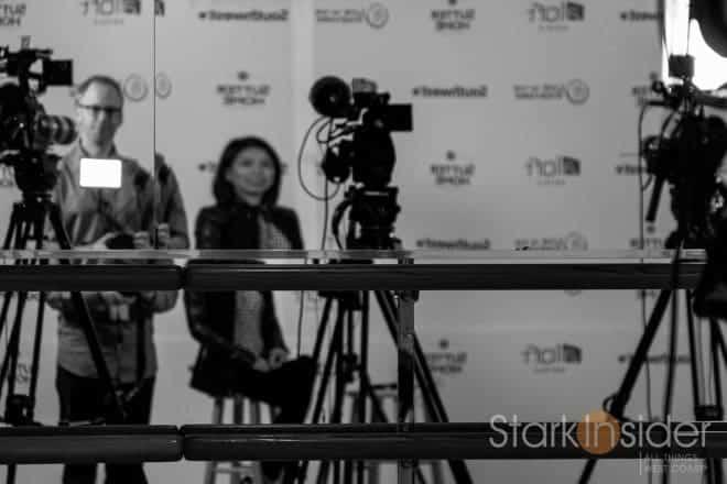 Clinton and Loni Stark - Studio - Canon 70D, C300 - ClintTheMint & Starzog