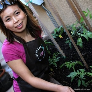 Loni Kao Stark: Tips for gardening in small spaces