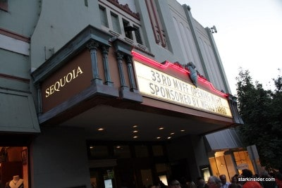 Sequoia Theatre in Mill Valley