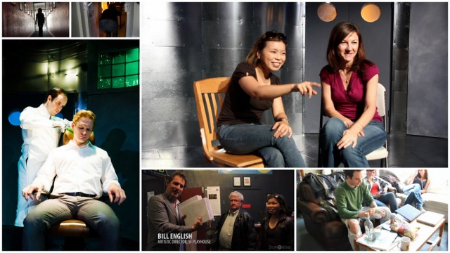 Stark Insider Goes Behind the Scenes at SF Playhouse