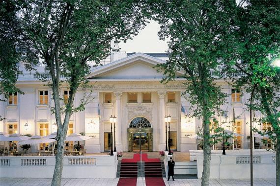 The luxurious Park Hyatt Mendoza