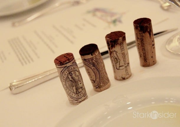 Vertical Paradise: Tasting 4 decades of Mondavi Cabs