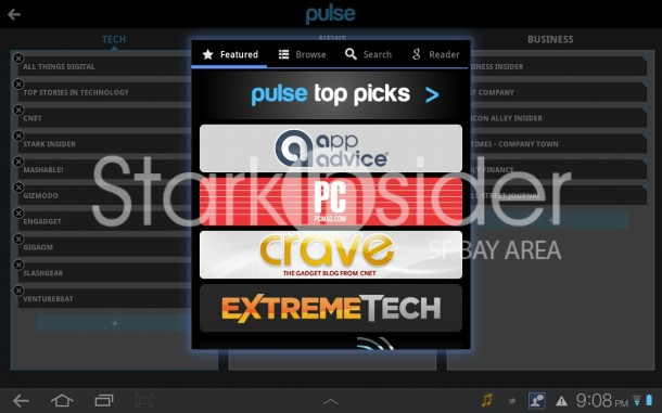 Featured News Sources on Pulse