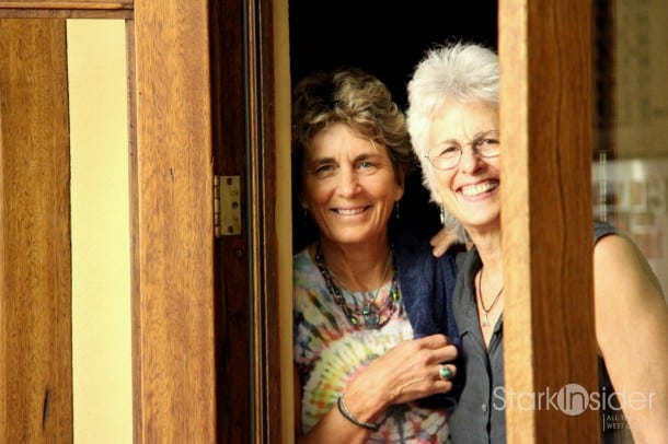 Sharon and Jane
