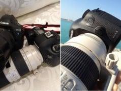 DSLR photos