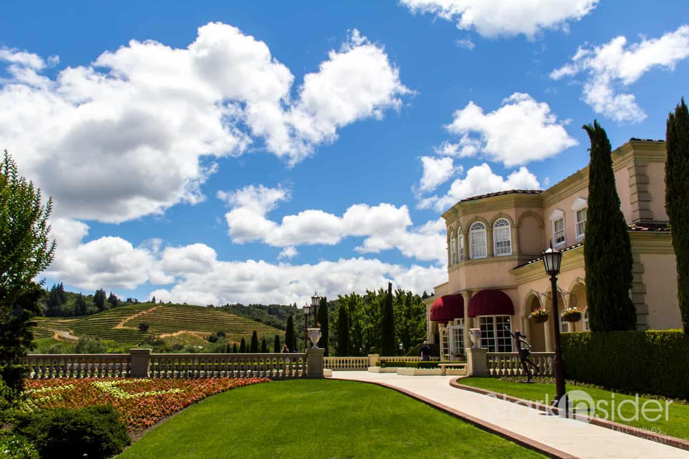 Winery Of The Week Ferrari Carano In Sonoma Stark Insider