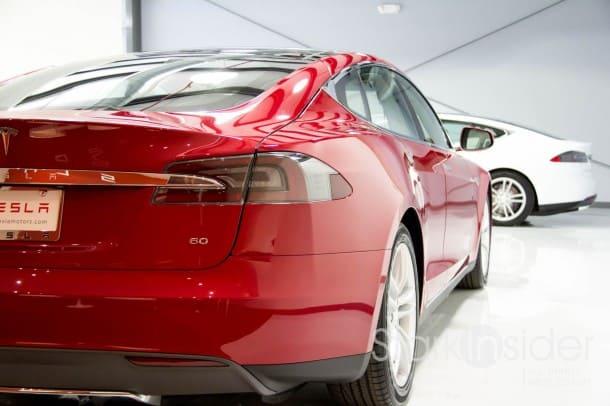 Tesla Factory Pickup
