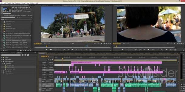 Adobe Premiere Pro CC Timeline - Stark Insider