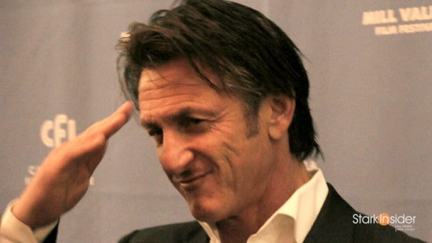 Sean Penn - Mill Valley Film Festival