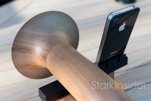 Chinon Legato iPhone Dock - Review
