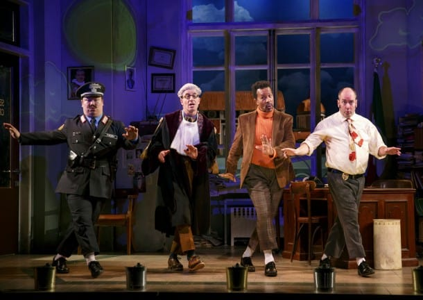 Accidental Death of an Anarchist - Berkeley Repertory Theatre