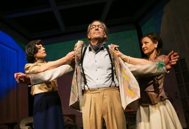Bauer at San Francisco Playhouse