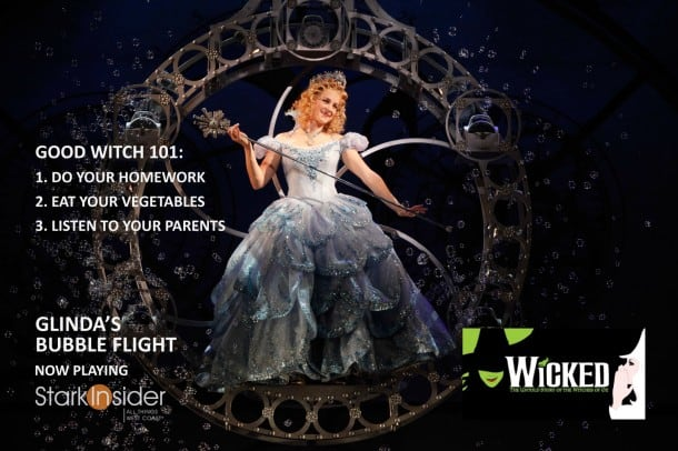 Wicked Musical - Good Witch 101