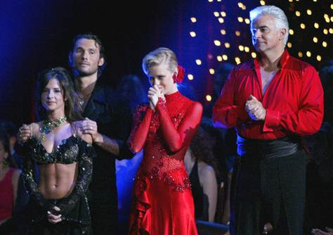 John O'Hurley on Dancing with the Stars