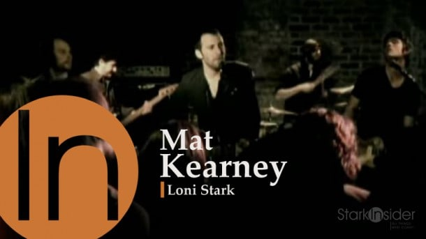 Mat Kearney live performance - Just Kids at Live in the Vineyard Napa
