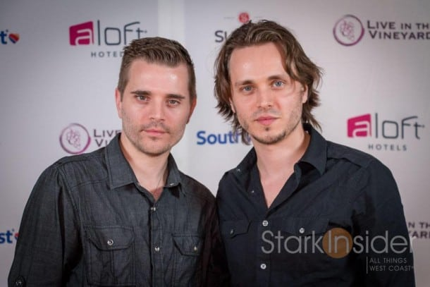 Richard and Jonathan Jackson - Enation