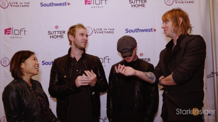 Lifehouse discuss new album Out of the Wasteland, and how to survive on a desert island.