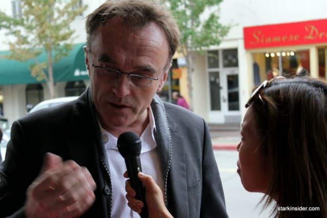 Director Danny Boyle - 127 Hours interview