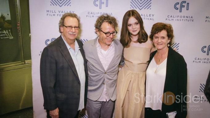 Elle Fanning - Mill Valley Film Festival