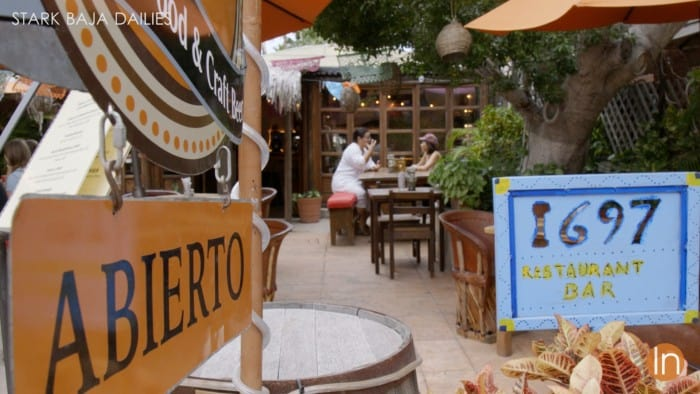 1697 restaurant - Loreto, BCS, Mexico