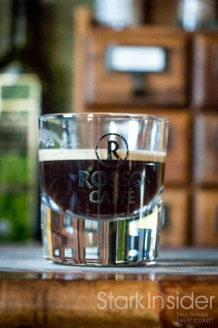 Rosso Caffe Review