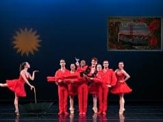 Smuin Christmas Ballet - Review