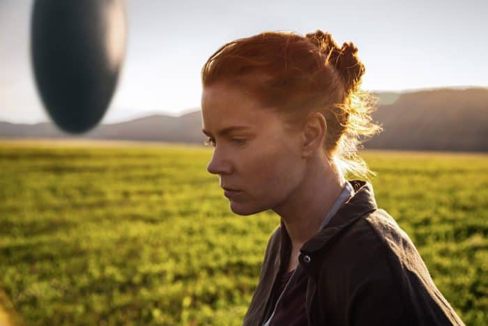 Amy Adams in ARRIVAL - Mill Valley Film Festival interview