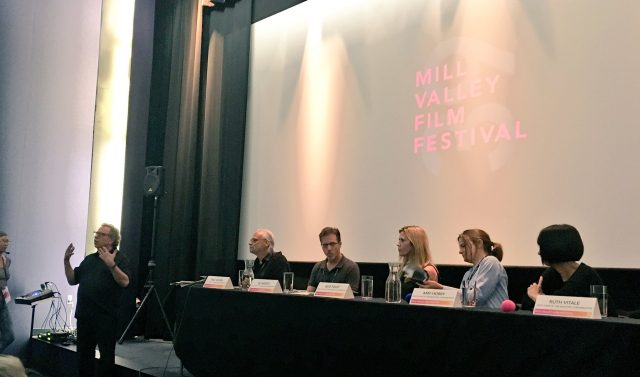 Mark Fishkin State of the Industry panel at Mill Valley Film Festival (MVFF)