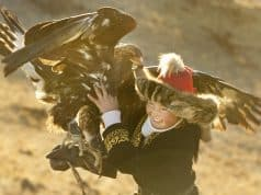 The Eagle Huntress Film Review