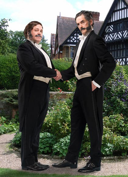 A Song to Sing, O! The Gilbert & Sullivan Story - Lamplighters Review