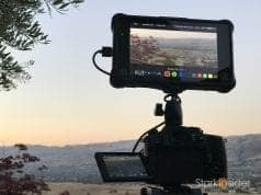 Panasonic GH5 with Atomos Ninja Inferno Hands-on Review - First impressions