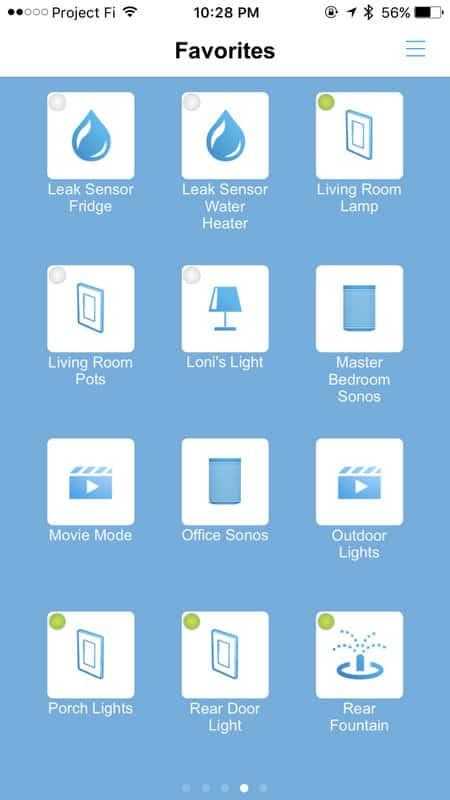 Insteon App for iOS / iPhone