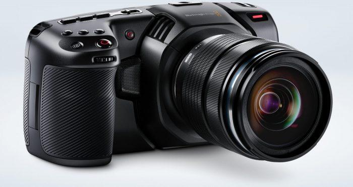 Blackmagic Pocket Cinema Camera 4K compared to Panasonic GH5