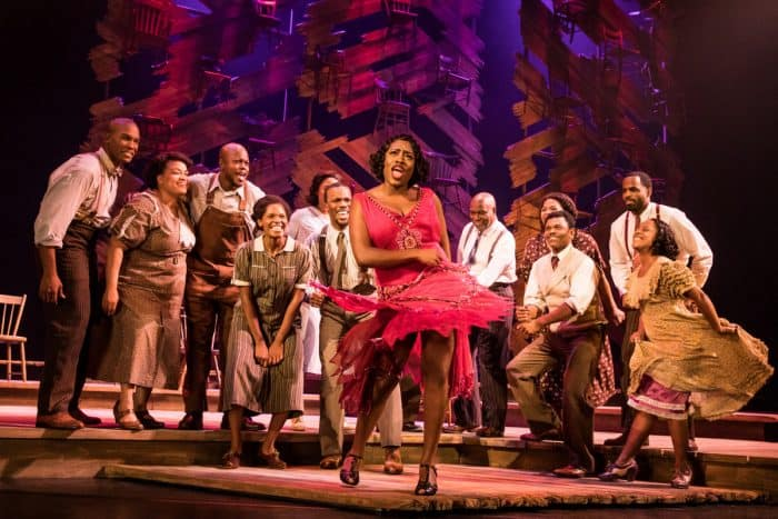 San Francisco Theater Review: The Color Purple at SHN Orpheum