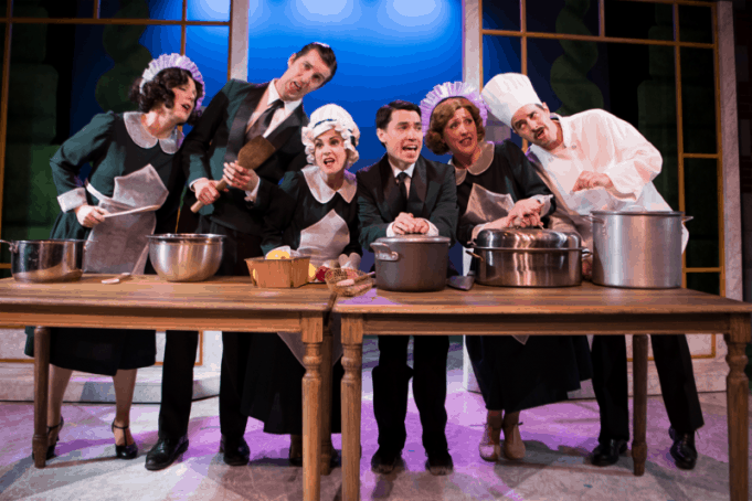 San Francisco Theater Review: ME AND MY GIRL at 42nd Street Moon, San Francisco
