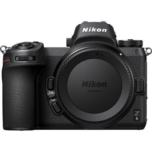 Nikon Z6 Mirrorless Digital Camera