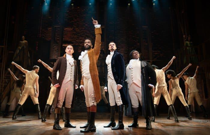 Broadway Musical Review: Hamilton at SHN Orpheum San Francisco