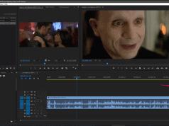 Premiere Pro audio level meters sound mix tips