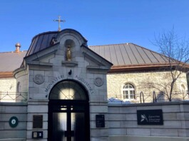 Peaceful retreat at Le Monastère des Augustines