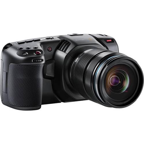 Camera News Blackmagic Design Pocket Cinema Camera 4k Now Showing In Stock Stark Insider