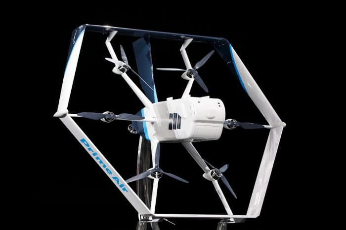 Amazon moves closer to its goal of a drone delivery solution that scales to meets the needs of customers.
