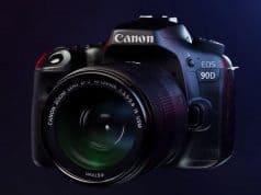 Canon EOS 90D specs