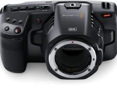 Blackmagic Pocket Cinema Camera 6K Technical Specifications