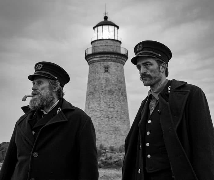 Robert Pattinson - The Lighthouse