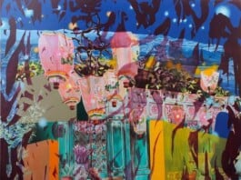 Alternative Renderings, a duo exhibition featuring new work by San Francisco based artists, Tom Colcord and Tim Irani