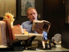 Scott Shepherd as Nick in 'Gatz'.