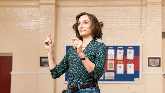 Kristin Scott Thomas in 'Military Wives'