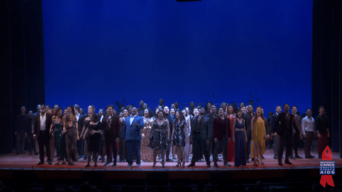 Celebrating 25 Magical Years of Disney on Broadway Highlights