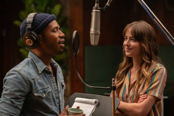 Dakota Johnson in 'The High Note'