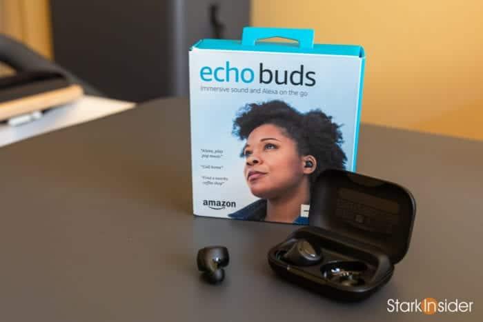Peloton Top 10 Best Accessories: Amazon Echo Buds Earbuds